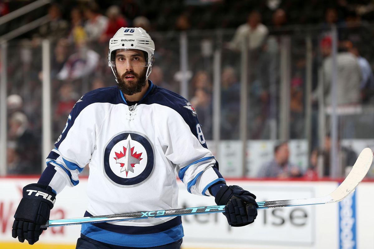 Winnipeg Jets v New Jersey Devils