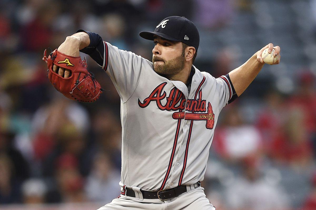 MLB: Atlanta Braves at Los Angeles Angels