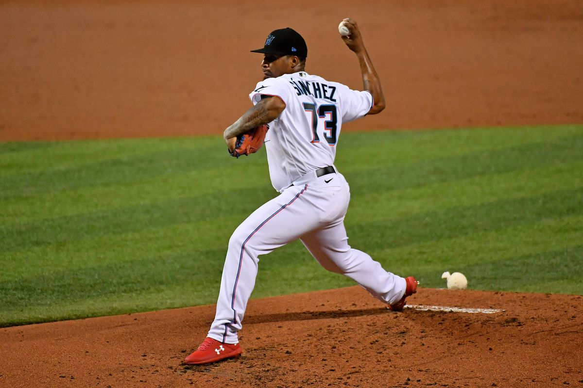 MLB: Game One-Washington Nationals at Miami Marlins