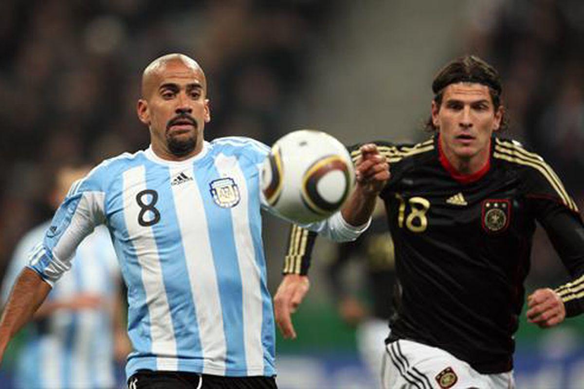 2010 World Cup Player Profile Juan Sebastian Veron Argentina s