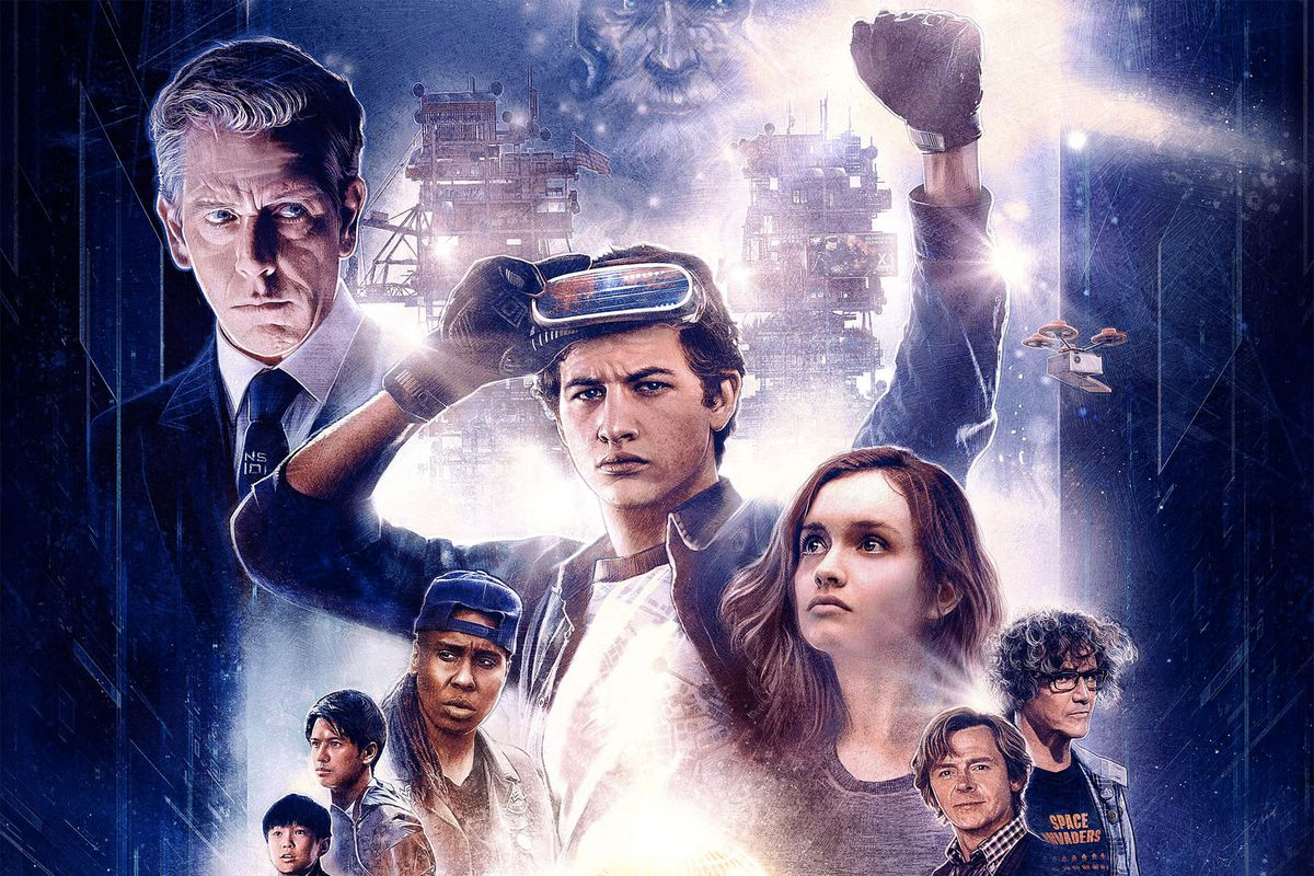 Spielberg's 'Ready Player One' premiere faces technical glitches