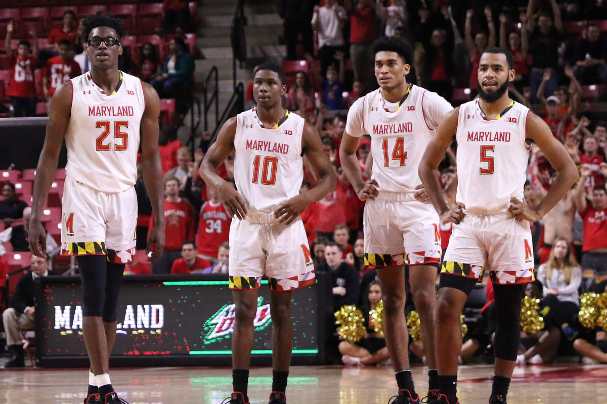 Maryland Basketball Ranked No 7 In Ap Preseason Top 25