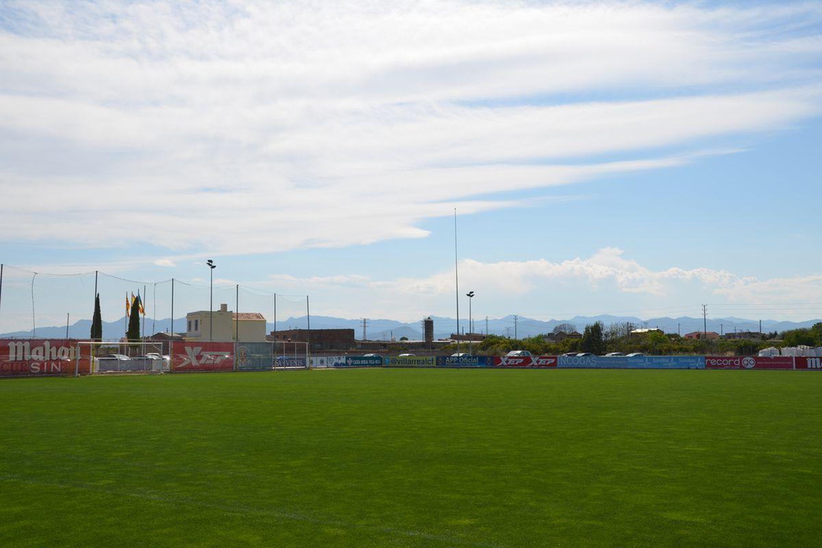 Ciudad Deportiva (2)