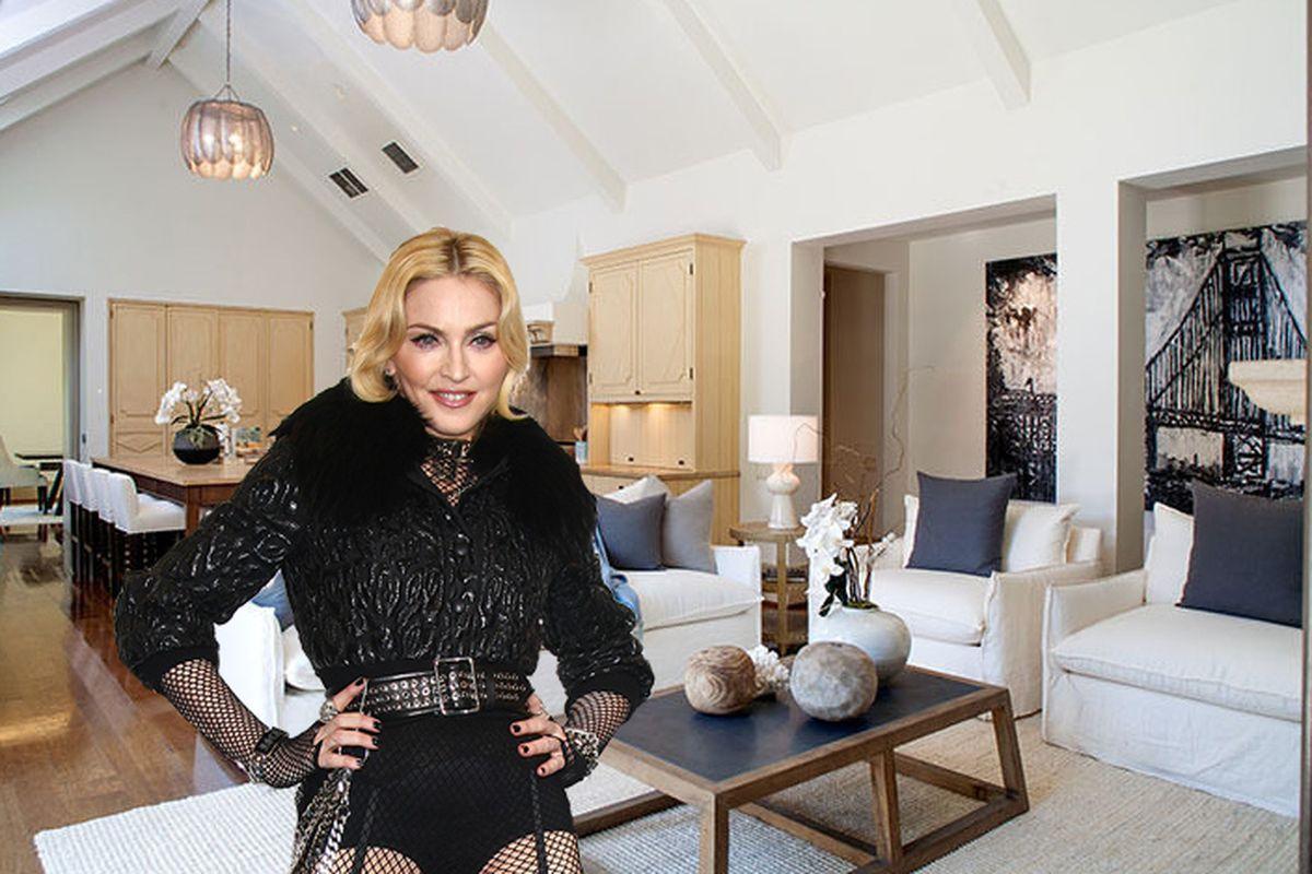 "Madonna via <a href=""http://www.shutterstock.com/gallery-842284p1.html"">s_bukley</a> / Shutterstock"