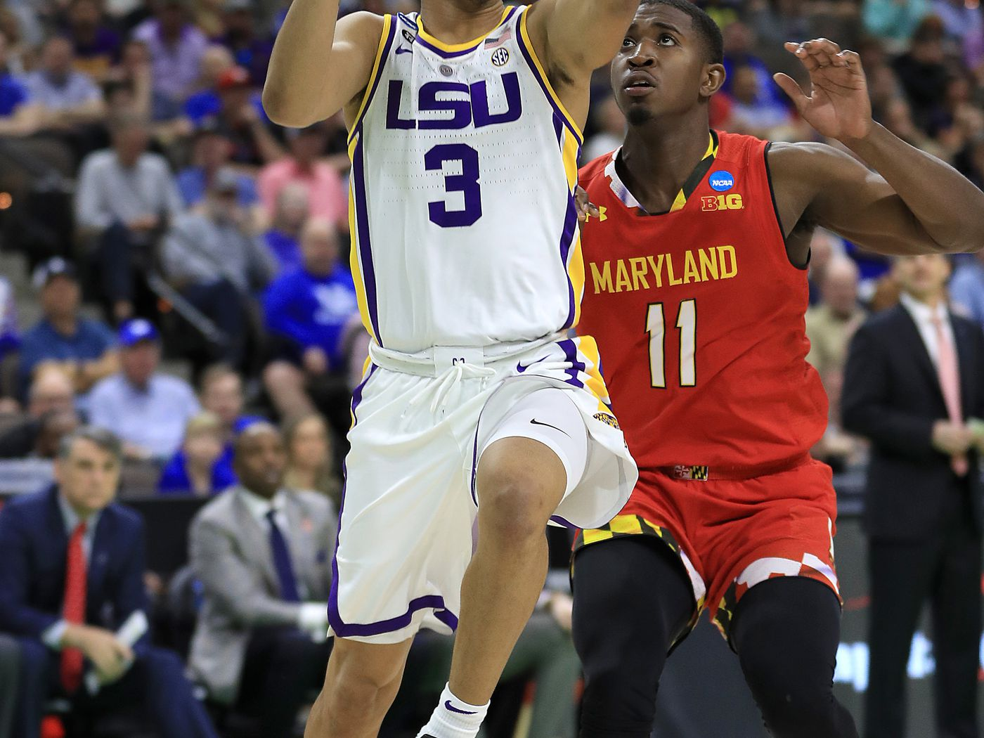 2019 NBA Draft scouting report: Tremont Waters - Peachtree Hoops