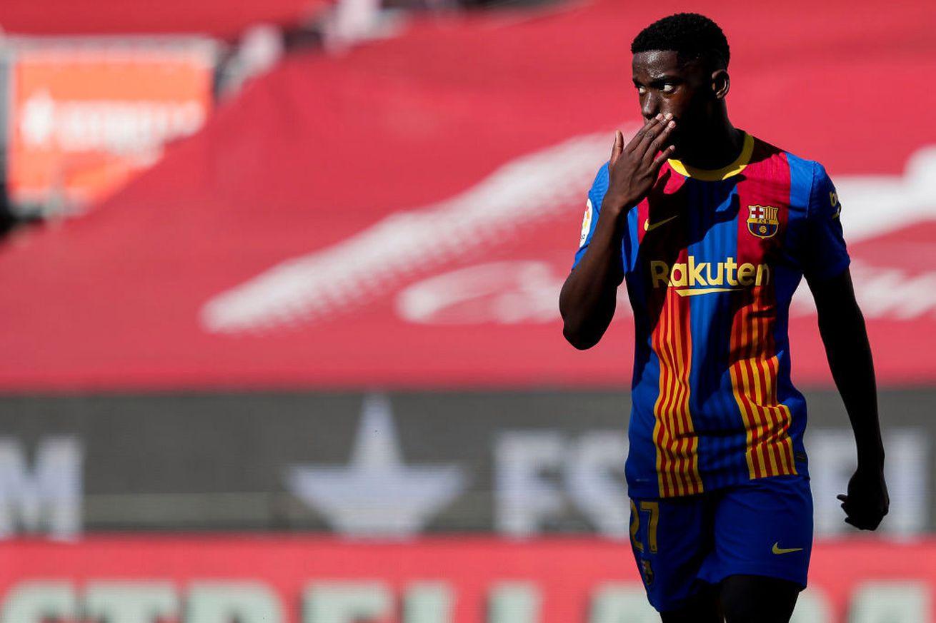 Ilaix Moriba?s renewal talks still not progressing