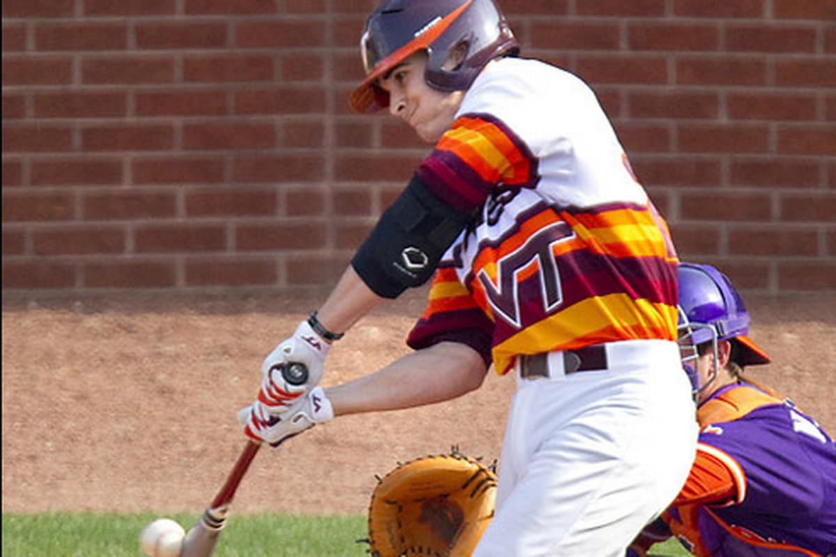 Andrew Rash finished the weekend with four RBI and two runs scored