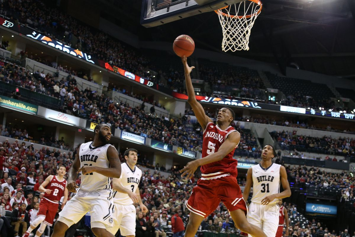 IU and Troy Williams earned the B1G it's best win on the day