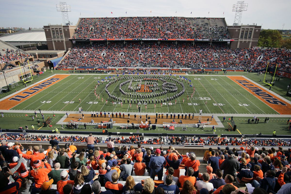 Illinois hopes beer sales at football games will boost ticket sales