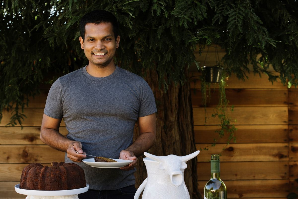 Nik Sharma launches 'Season' cookbook in London in November with Honey & Co. food talk event in Fitzrovia, London