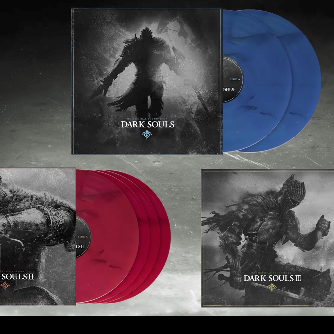 Dark Souls vinyl soundtrack is a limited edition, nine-LP