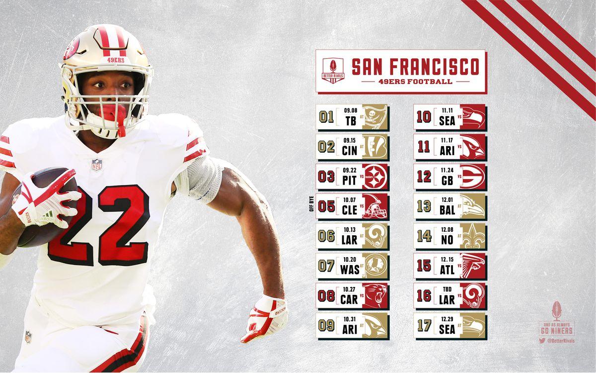 2019 49ers schedule wallpapers niners nation - 2015 49ers schedule wallpaper ...