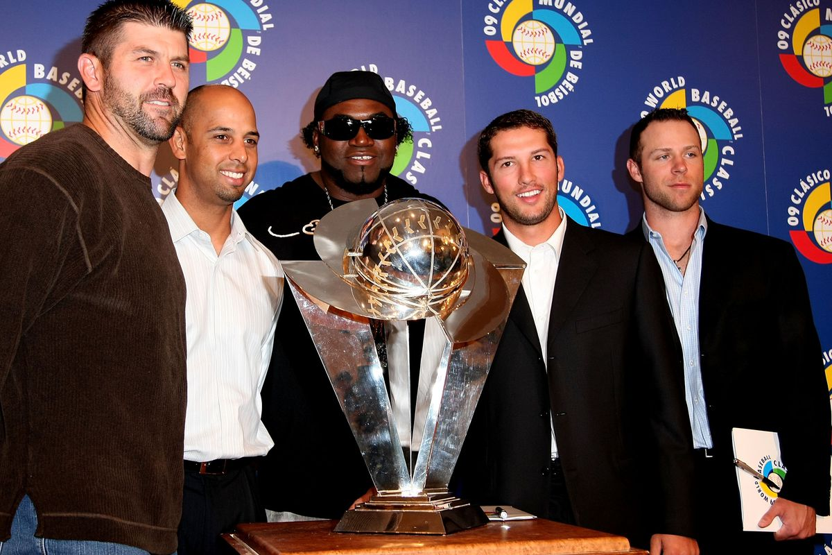 2009 World Baseball Classic Press Conference
