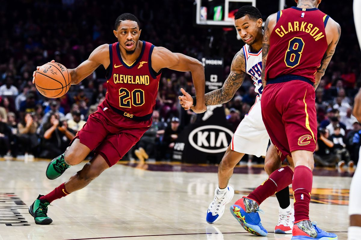 Cavs Players 2018 >> Cleveland Cavaliers Nba Trade Deadline Primer Thoughts On