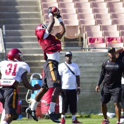 Leaping Catch