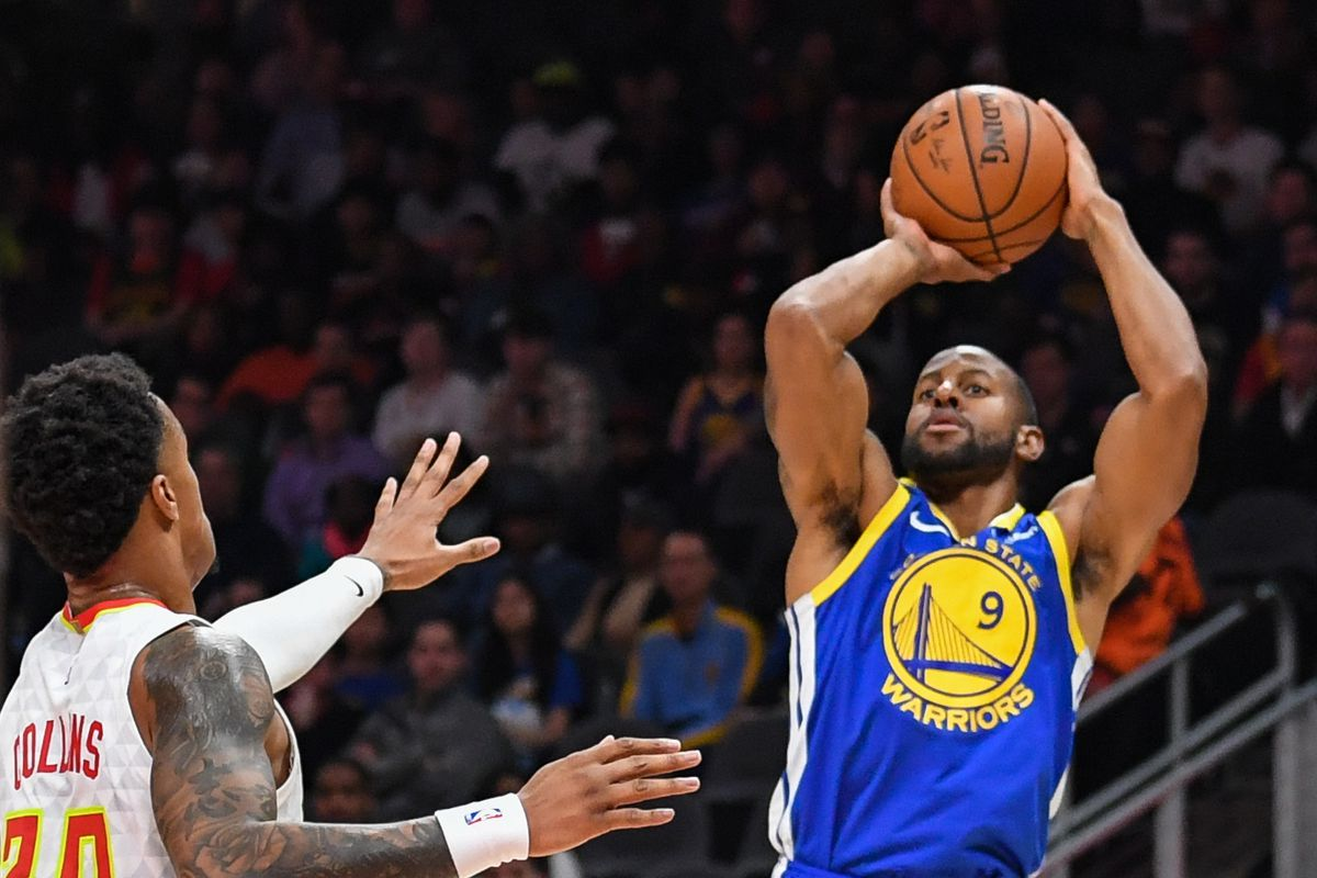 Image result for andre iguodala warriors usa today