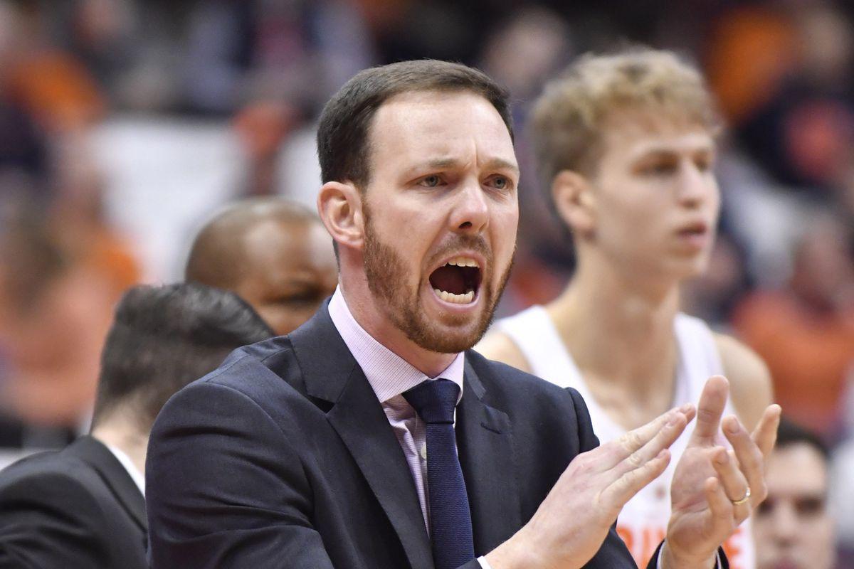 Syracuse Basketball Assistant Coach Gerry Mcnamara Previews