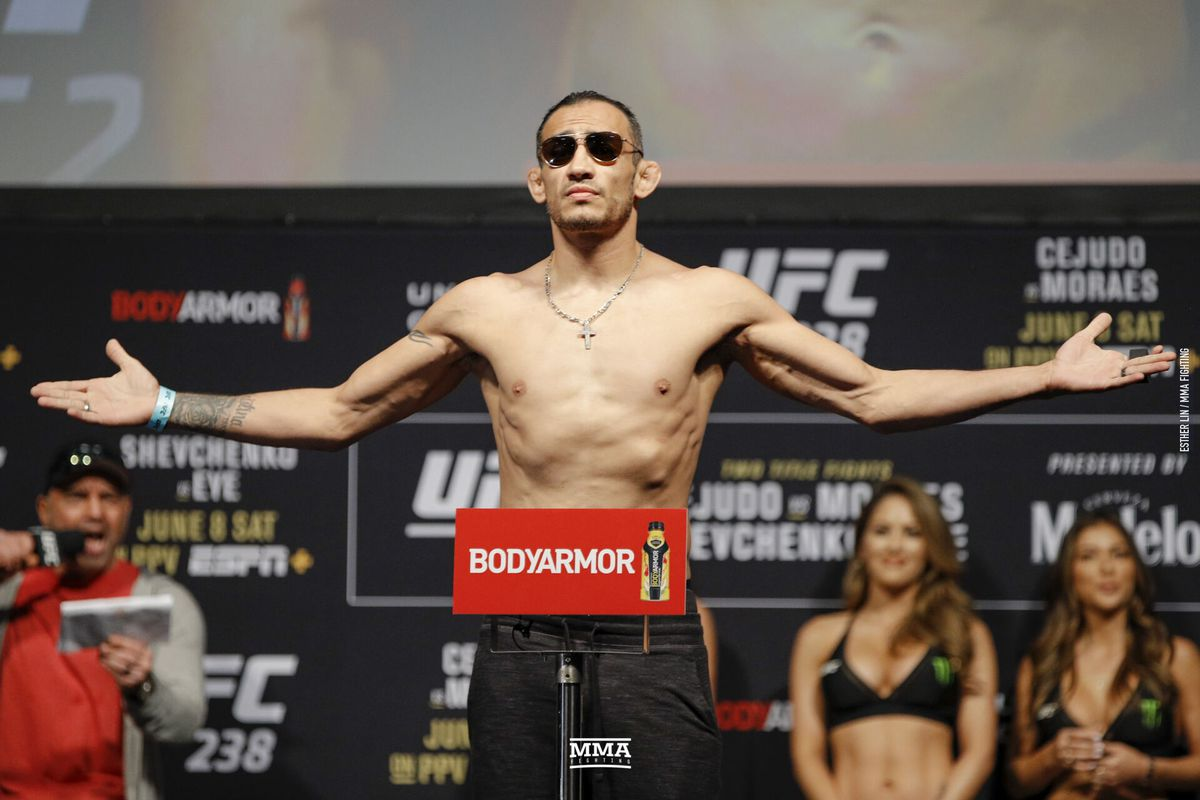 Morning Report: Tony Ferguson has no interest in Conor McGregor fight, wants winner of Nurmagomedov-Poirier i…