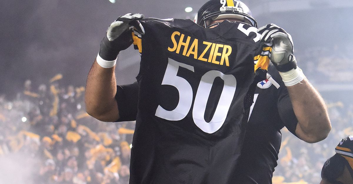 What Injury Does Ryan Shazier Have >> Breaking down the Ryan Shazier contract situation, and the Steelers' options - Behind the Steel ...