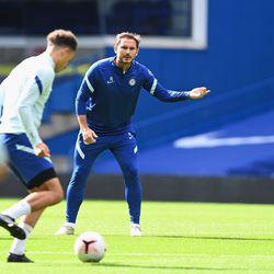 Lampard assessing Ampadu
