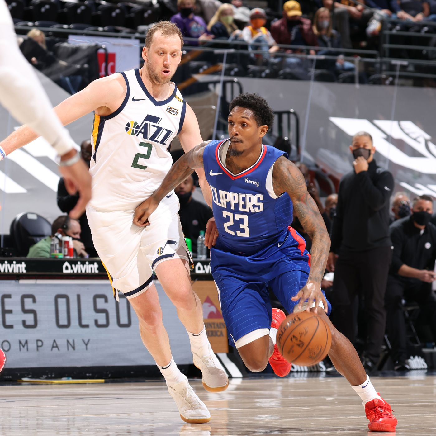 Clippers Vs Jazz Preview Game Thread Lineups Start Time Clips Nation