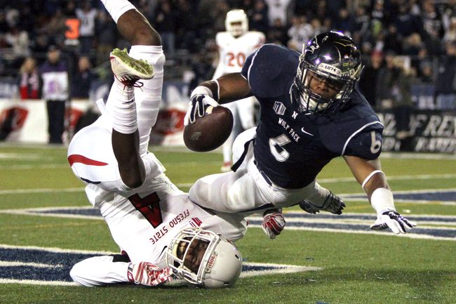 Don Jackson and Nevada have a chance to build momentum on November 5th against Fresno State. (Courtesy of
