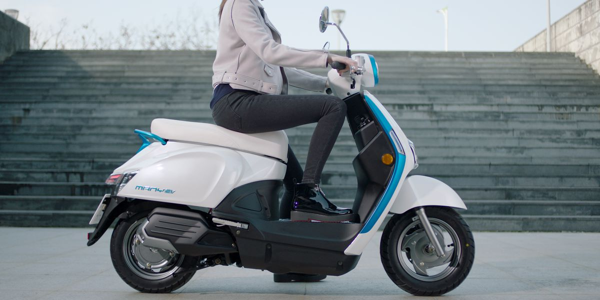 Kymcos New Electric Scooters Could Be The Sign Of A Coming Boom The Verge