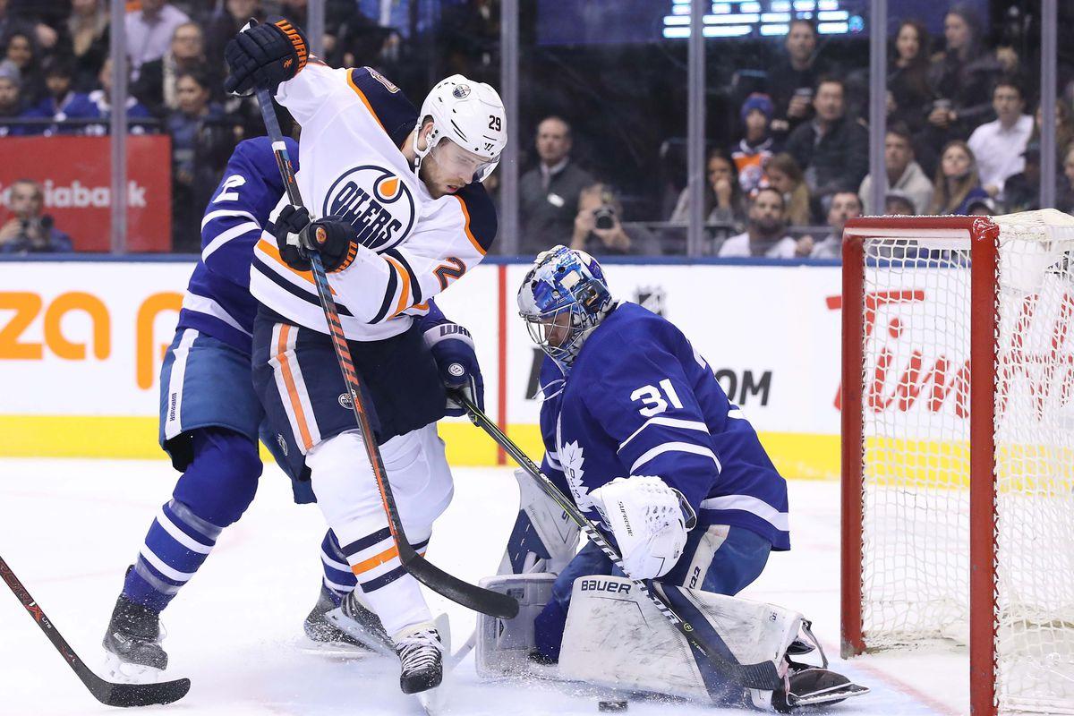 Recap: Leafs 6, Oilers 2 - The Copper & Blue