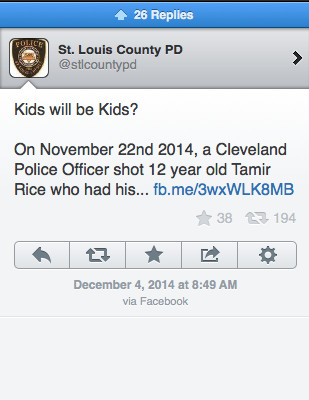 Kids will be Kids tweet