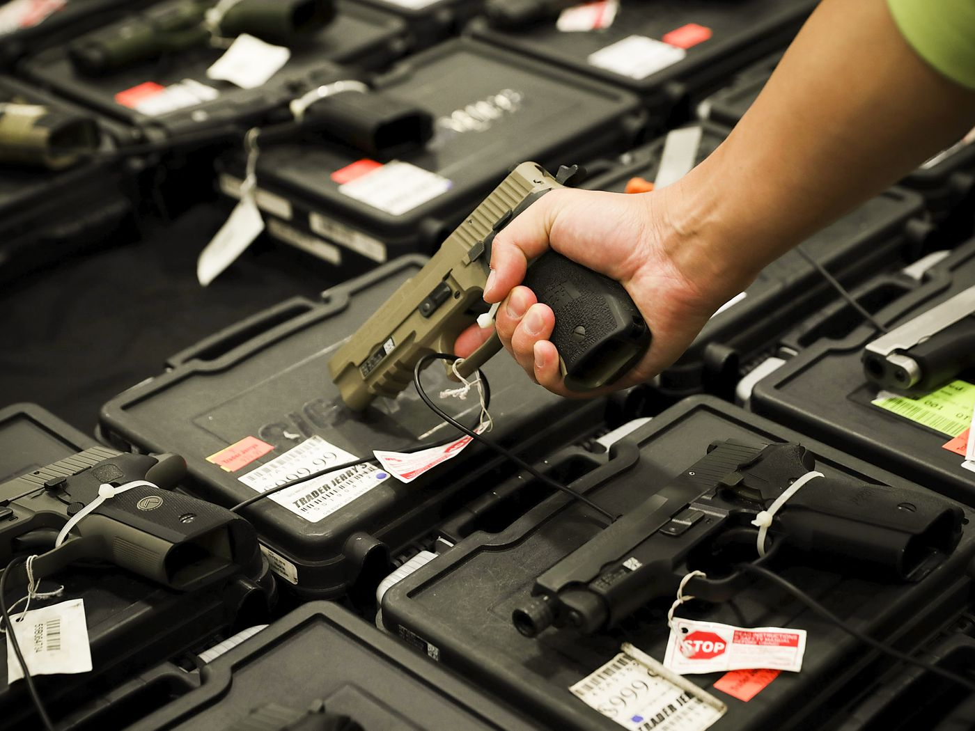 A huge international study of gun control finds strong