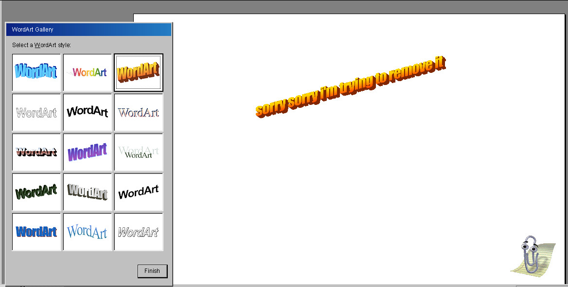 Let this retro WordArt generator take you back to 1997 - The