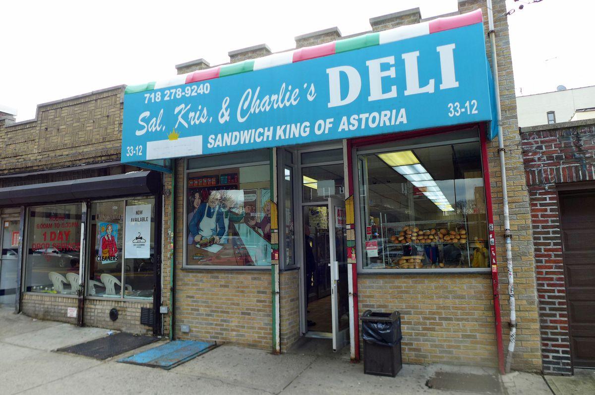 Sal, Kris, & Charlie's Deli