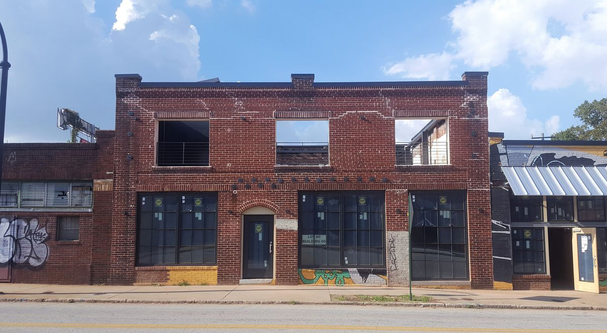 a photo of a building on Georgia Ave