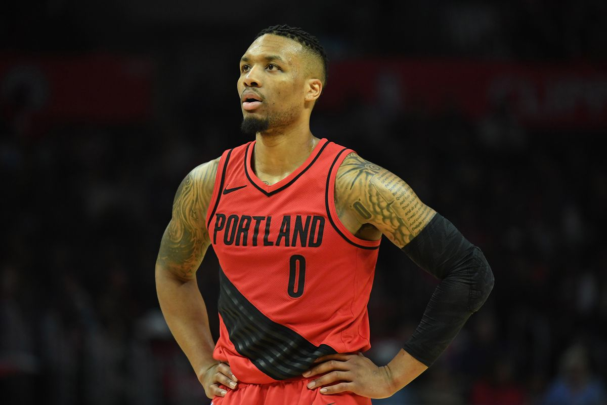 damian lillard - photo #15