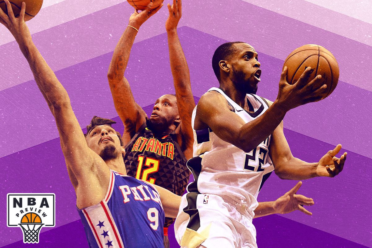Eight Breakout Candidates for the 2018-19 NBA Season - The Ringer 41ef670de