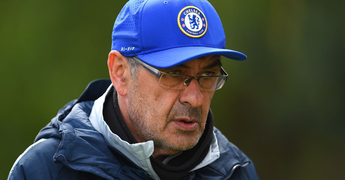 219b0f530bf17 Chelsea Not Planning to Back or Sack Sarri