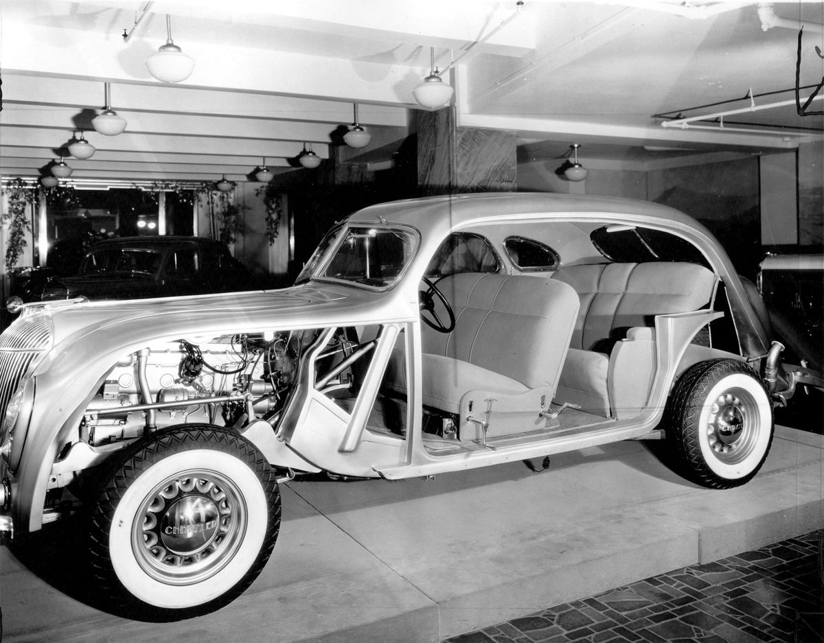 Autos for the ages: 10 memorable cars from Chicago Auto Show ...