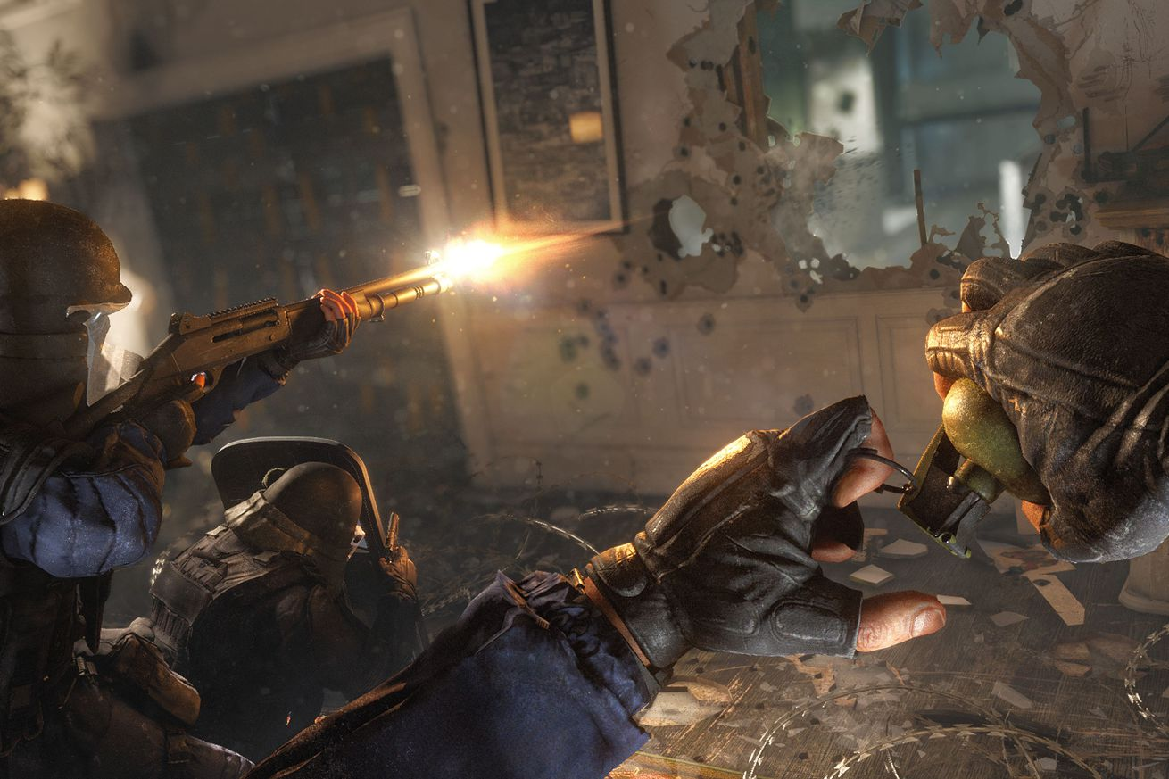 seeing ubisoft ban jerks in rainbow six is now my favorite part of the game