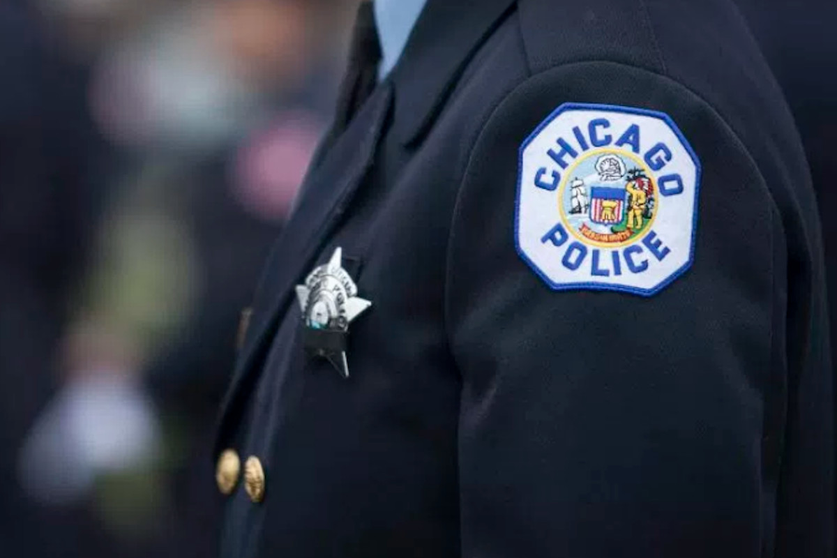 Two more Chicago police officers have tested positive for coronavirurs, the department announced March 22, 2020.