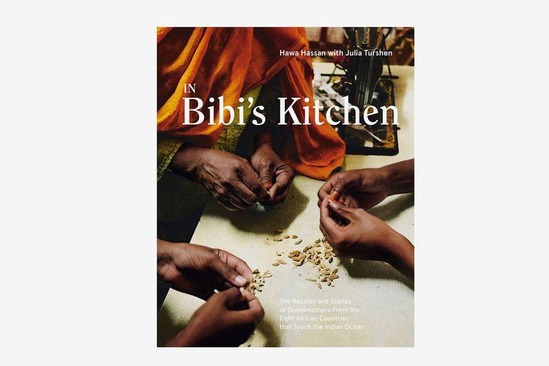 In Bibi's Kitchen book cover