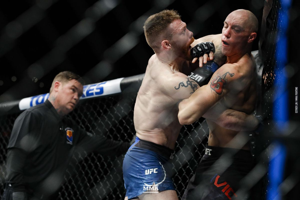 Image result for paul felder ufc