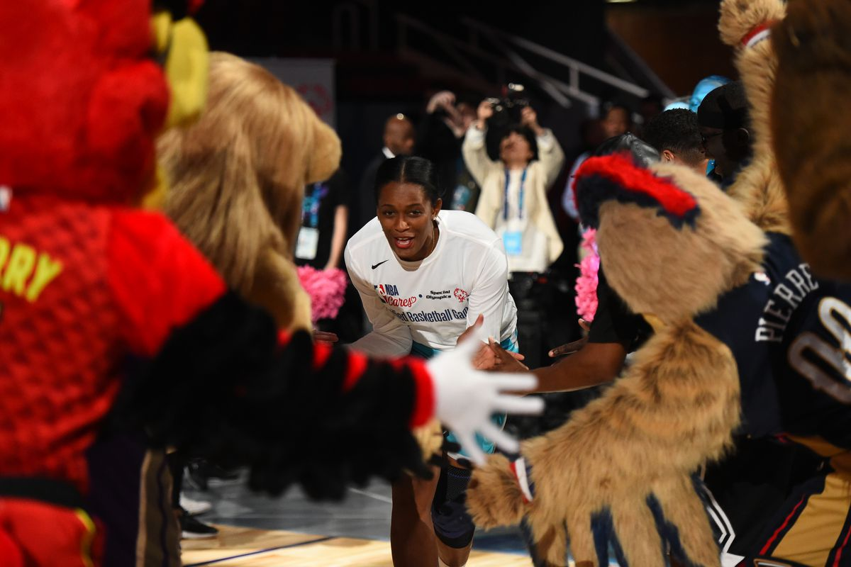 2019 NBA All Star - Unified Basketball Game