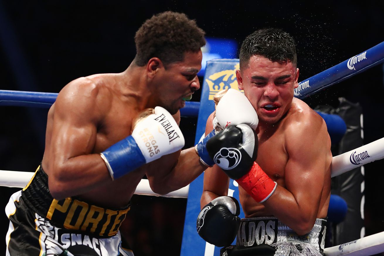 """870321268.0 - Spence Jr., Porter """"finalize deal"""" for fall unification"""