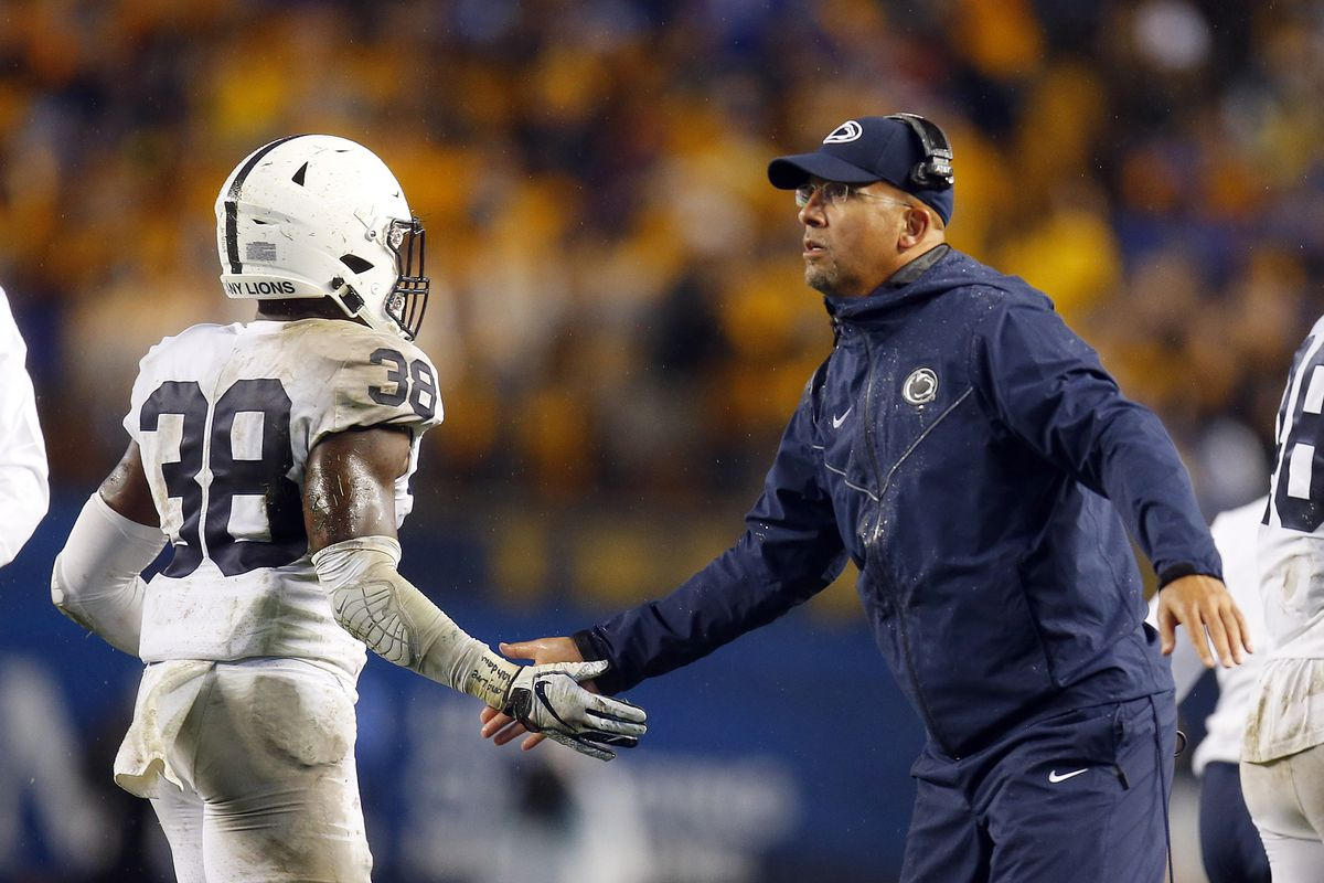 """<p zoompage-fontsize=""""15"""" style="""""""">Penn State v Pittsburgh"""