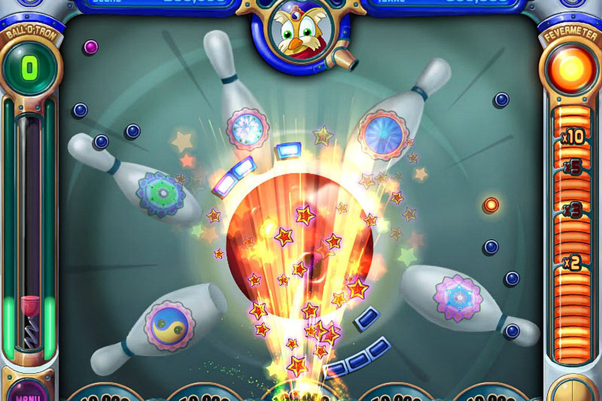 Online Peggle