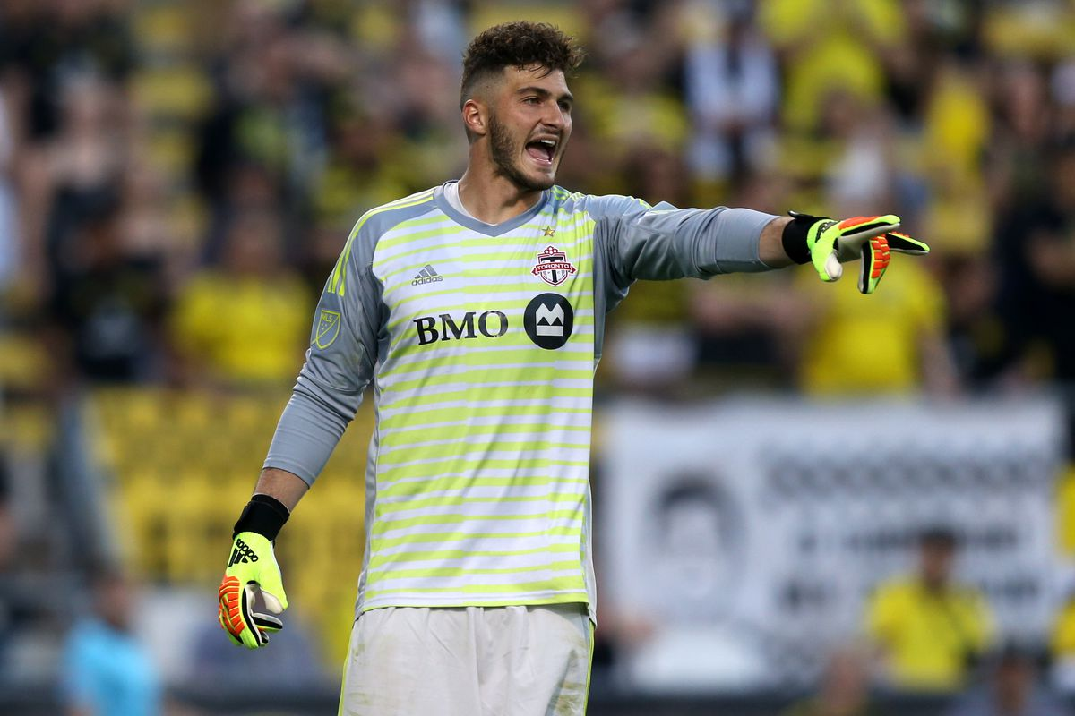 b3ec9aa0843 Alex Bono signs new contract with Toronto FC - Waking The Red