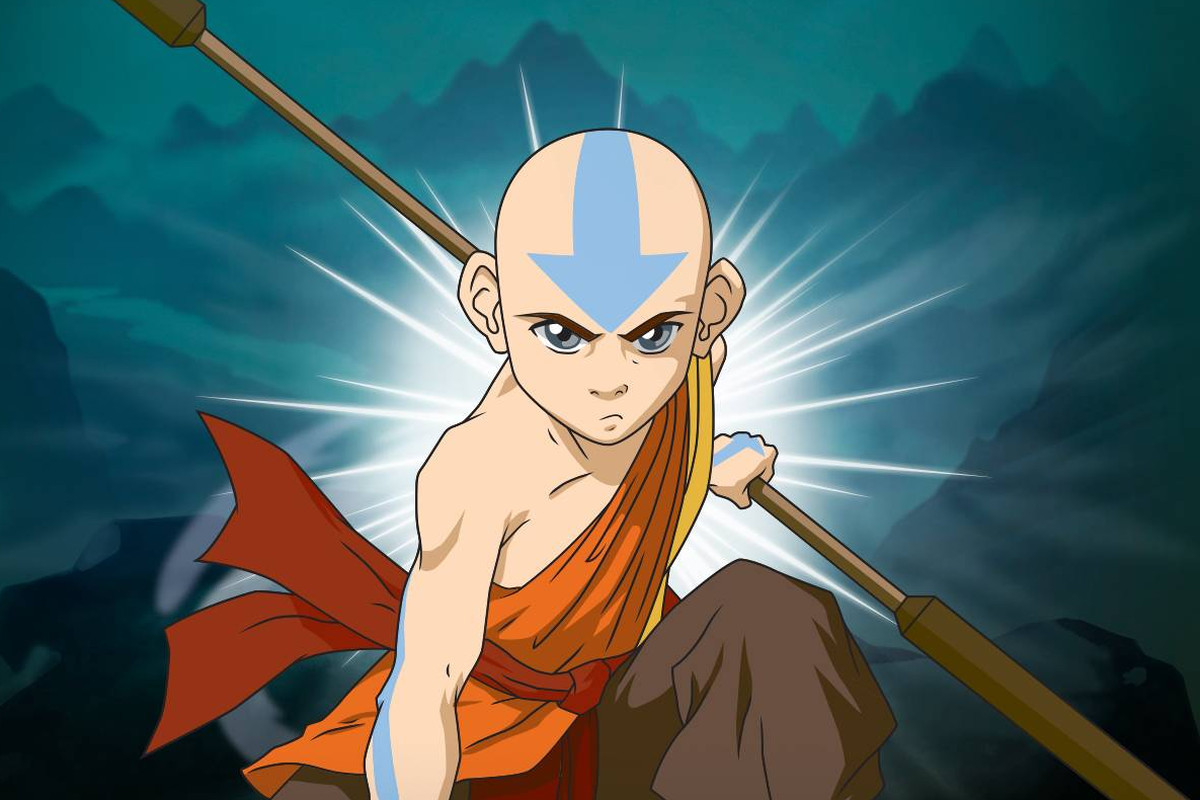Nude avatar the last airbender