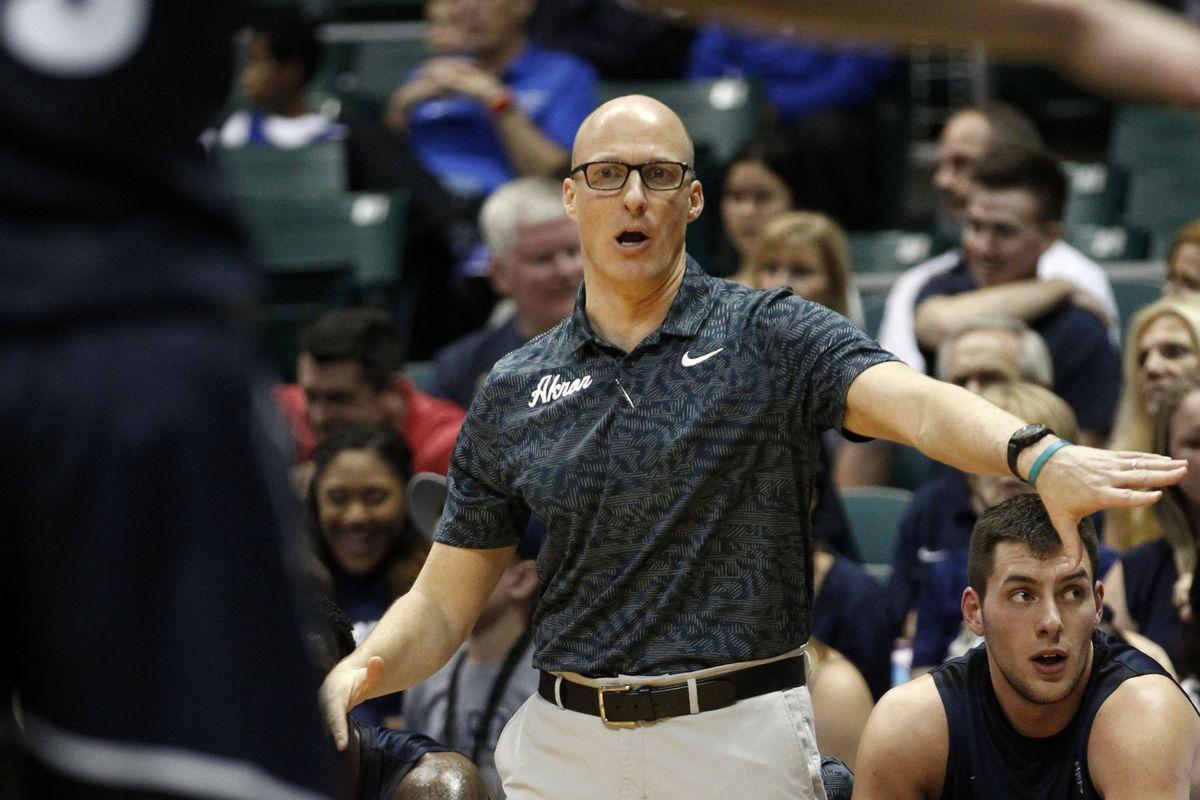 NCAA Basketball: Akron at Southern California