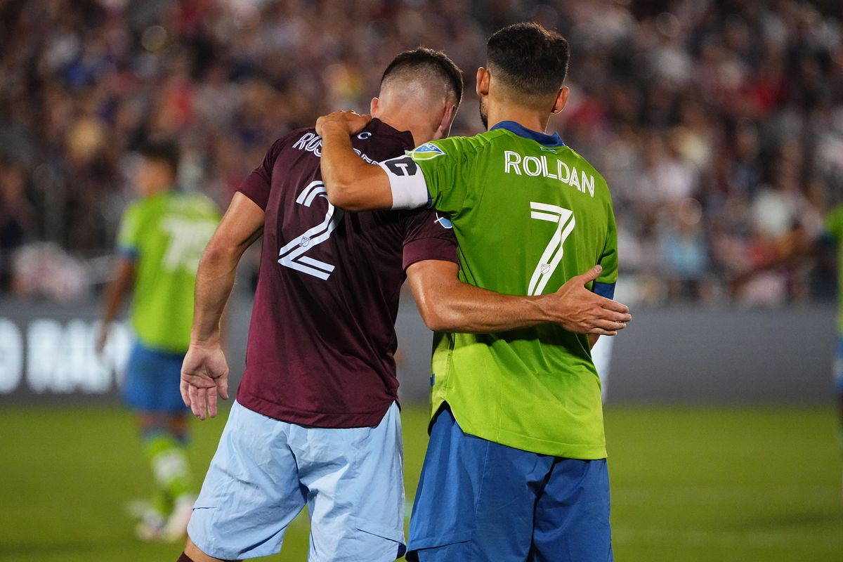 MLS: Seattle Sounders FC at Colorado Rapids