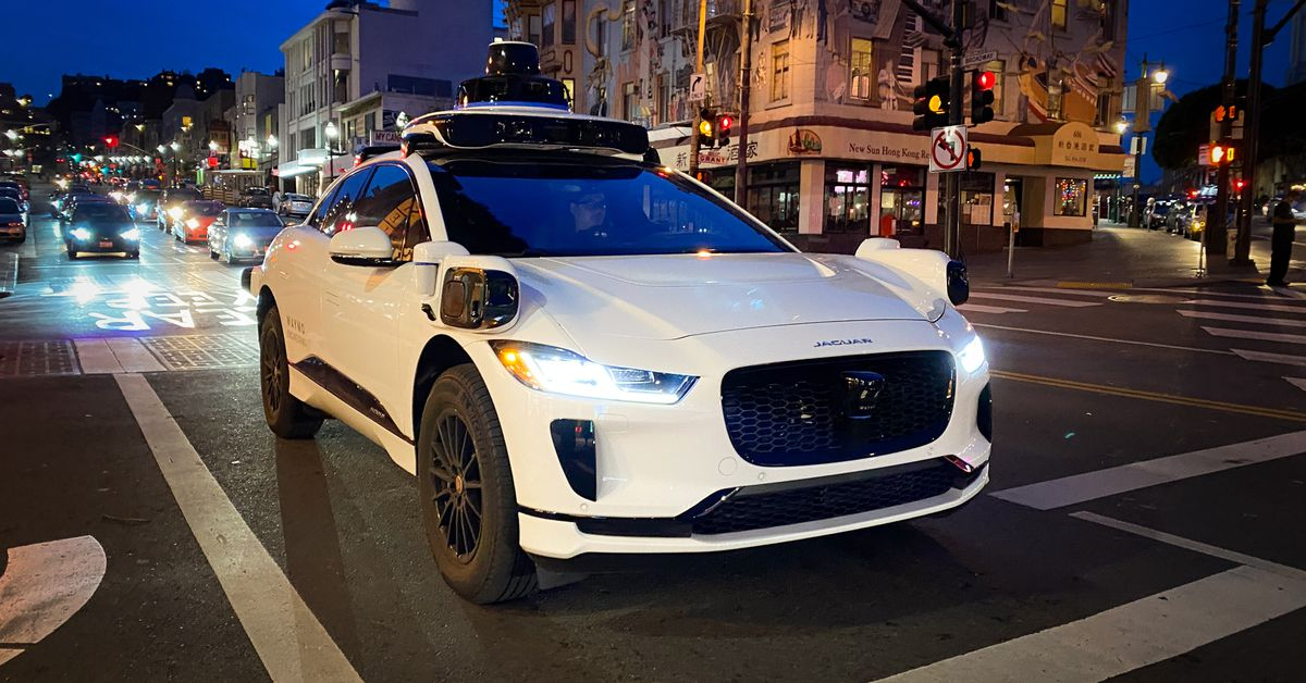 Waymo is disclosing more autonomous vehicle data for research purposes